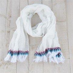 Sjaals en tasjes