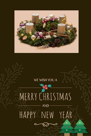 Fijne kerstdagen en een gezond en liefdevolle 2021!