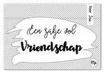 Een zakje vol vriendschap