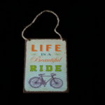 Bordje, life is a beautiful ride