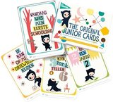 Milestone cards, junior