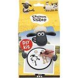 Shaun the sheep DIY frisbee
