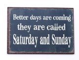 Magneet, better days are coming