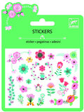 Djeco mini stickers bloem_