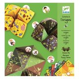 Djeco origami zoutvaatje maken_