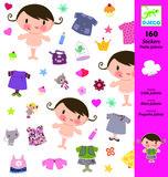 Djeco stickers kleine Juliette_