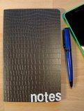 Notitieboekje, zwart, notes_