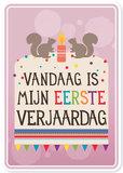 Milestone Baby Cards (Nederlands)