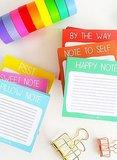 Mini note: Happy note_