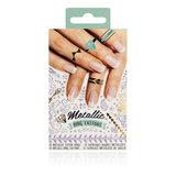Metallic Ring Tattoos_
