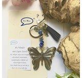 Vlinder, Lapis Lazuli