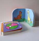 Boekjes dieren en vormen