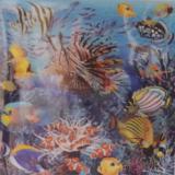 3d kaart vissen