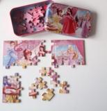 Puzzel, princessen