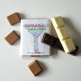 Gefeliciteerd, chocola