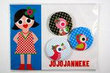 Jojojanneke Stoere buttons   Hertje, Boerin, etc_