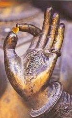 Notitieboekje boeddha