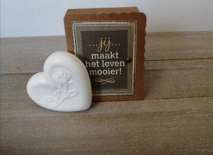 Soap in a box, jij maakt het leven mooier!
