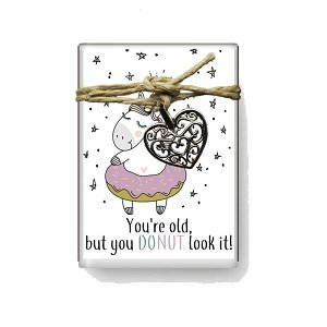 You're old, but you donut look it! (zeepjes)
