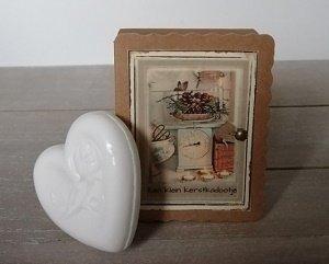 Soap in a box, een klein kerstkadootje