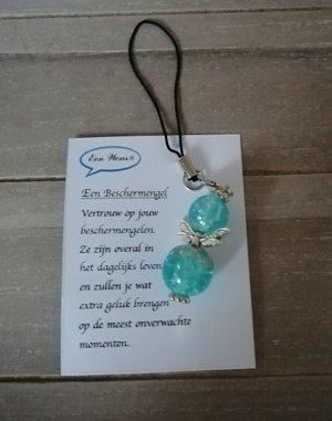 Beschermengel (turquoise)
