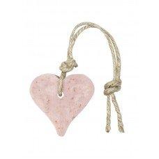 Zeep hart oud roze