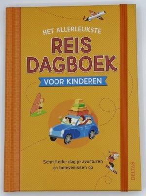 Het allerleukste reisdagboek voor kinderen
