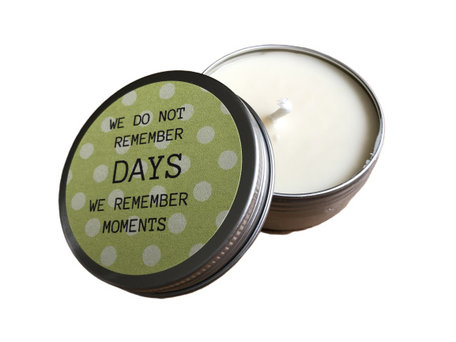 Kaars, We do not remember days