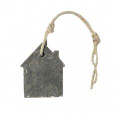 Zeep huisje (grijs)