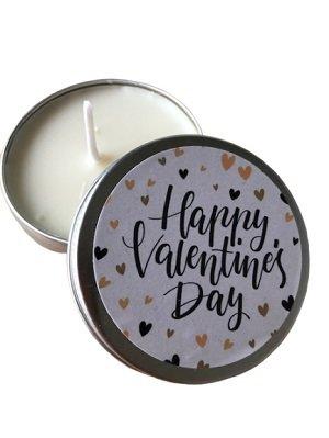 Kaars, Happy Valentinesday♥