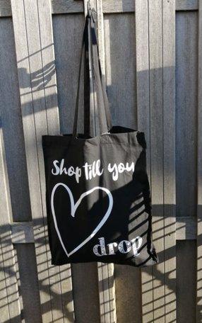 Tas, shop till you drop