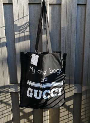 Tas, My other bags are GUCCI