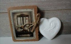 Soap in a box, een bedankje