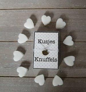 Zeepjes, kusjes & knuffels