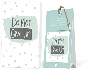 Geurtasje, do not give up