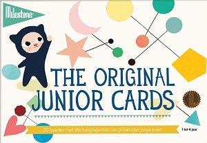 Junior cards van Milestone
