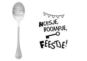 Lepel, Huisje, boompje, feestje!