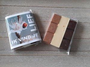 Chocolade, ik vind je lief