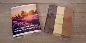 Chocolade, you are my sunshine and you make my life so colorful