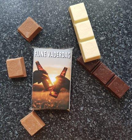 Chocolade, fijne Vaderdag