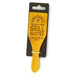 Spatel, grill master