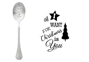Lepel All i want for Christmas is you