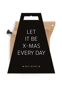 Koffie, Let it be x-mas every day