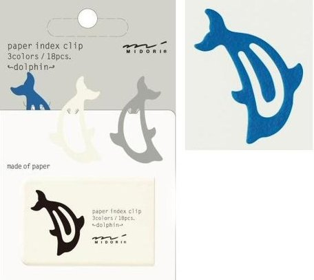 Paper index Dolphin