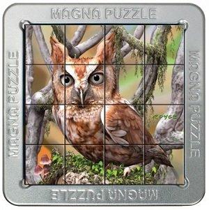 Magna puzzel 3d, uil