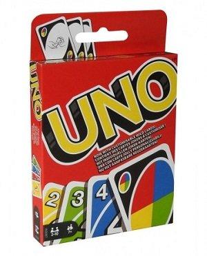 Uno, kaartspel