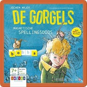 De Gorgels, magnetische spellingsdoos