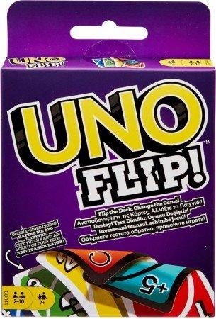 Uno flip! kaartspel
