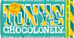 Tony's Chocolonely wit stracciatella