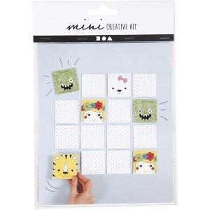 DIY memory kaarten